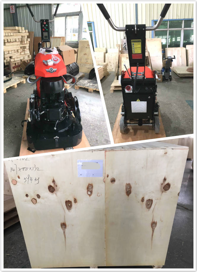 20HP Concrete floor grinding machine for marble and concrete