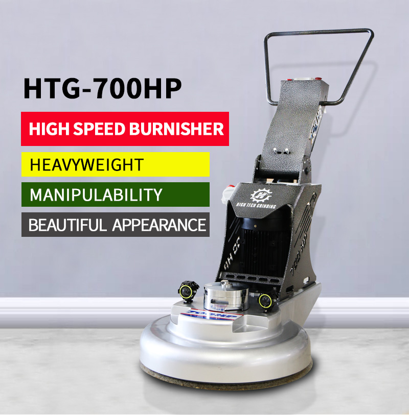 380V and 220V Floor polishing machine