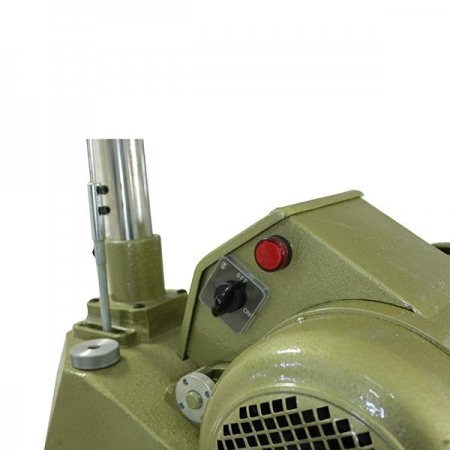 wood polishing machine