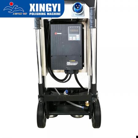 500-4i Concrete floor surface preparation machine