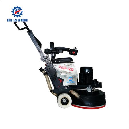 800-4D Powerful planetary running floor grinder
